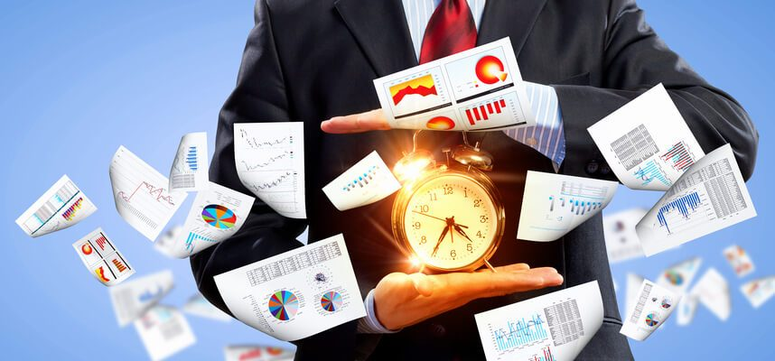 مدیریت زمان در سازمان با سامانه مدیریت اسناد
